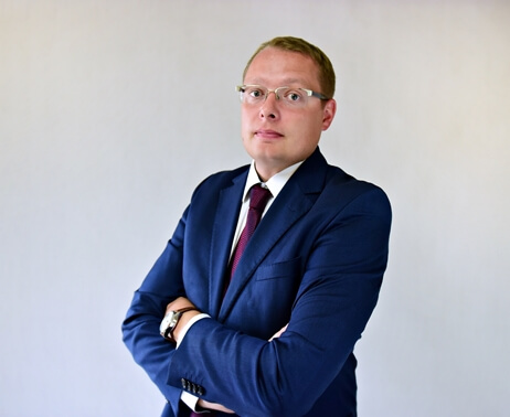 Krzysztof Wyląg Office Support