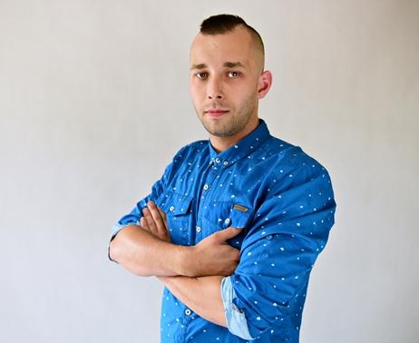 Łukasz Ferdyn Office Support