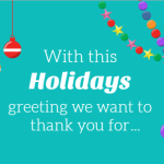 Happy Holidays Office Support