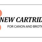 cartridges for Canon
